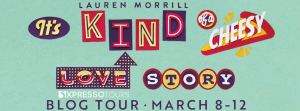 It's Kind of a Cheesy Love Story Blog Tour