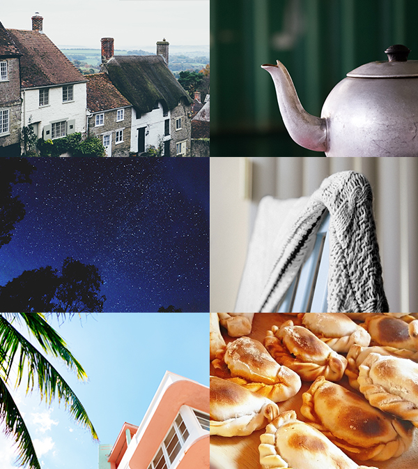 A Cuban Girl's Guide to Tea and Tomorrow Aesthetic