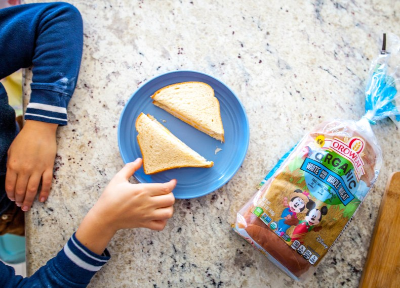 Bonding with Kids Over Nutritious Choices