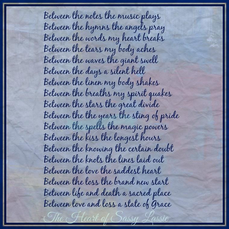 Between Poem