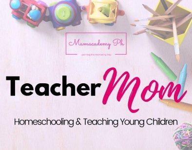 Learning is fun - Teacher Mom