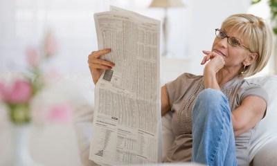 Newspaper readers increase