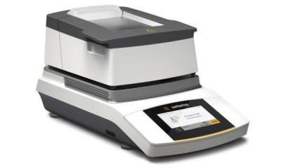 Sartorius ma37 moisture analyzer