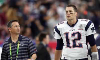 om Brady and Rob Gronkowski
