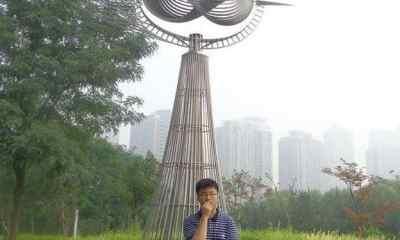 winning composer, Li Yang Yang AKA TheLight OI