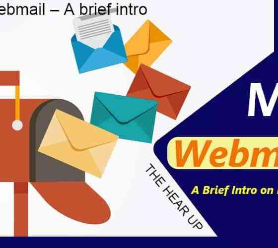 MIS Webmail – A brief intro