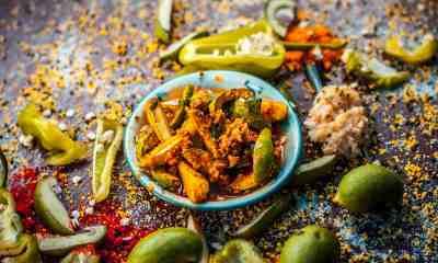 Unique Indian Pickles