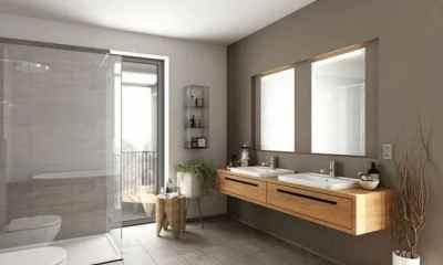 Wall-Hung Vanity Vs. Floor-Mounted Vanity: Which Is Better?