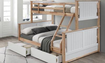 Fantastic Bunk Bed Advantages worth Knowing