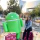 Meet the young tech entrepreneur Abbygale Ritualo from Orange, California