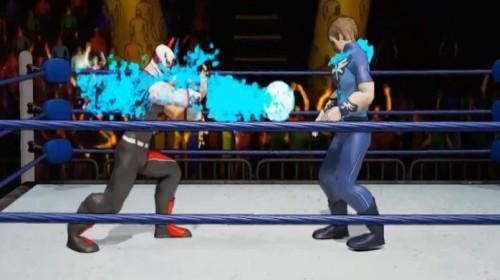 Trailer of new Game CHIKARA