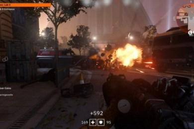 Wolfenstein Youngblood review: two women blast racists into GOO