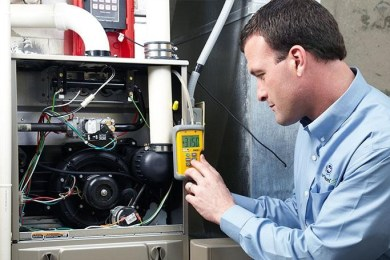 HVAC system needs repaired