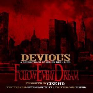 Follow Every Dream Cover Design Web Version