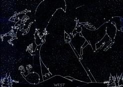 Latter Winter Constellations Darker Aug 26, 2011