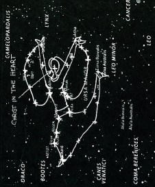 star-chart ursa major