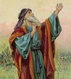 537px-The Prophet Isaiah_(Bible_Card from 1904) wikipedia public domain