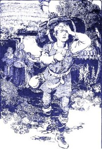 Christian in Pilgrim's Progress - Wikipedia - Public Domain