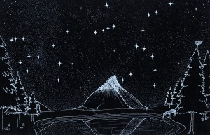 Summer Constellations Southern Sky-you may share