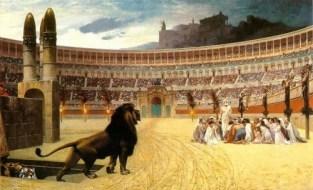 The Christian Martyrs Last Prayer - Wikipedia - US Public Domain