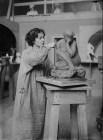 http://en.wikipedia.org/wiki/File:Mrs._WA_Chandler_Sculptor.jpg