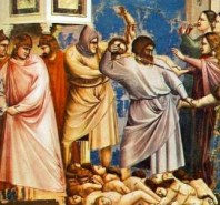 http://en.wikipedia.org/wiki/File:Giotto-innocents.jpg