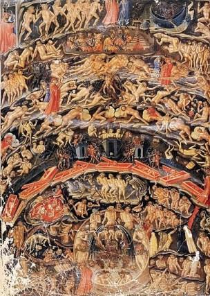 http://commons.wikimedia.org/wiki/File:Bartolomeo_Di_Fruosino_-_Inferno,_from_the_Divine_Comedy_by_Dante_(Folio_1v)_-_WGA01339.jpg