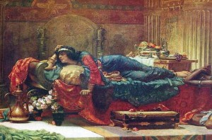 https://commons.wikimedia.org/wiki/File:Normand,_Ernest_-_Queen_Vashti_deposed_-_1890.jpg