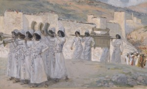 http://sv.wikipedia.org/wiki/Fil:Tissot_The_Seven_Trumpets_of_Jericho.jpg