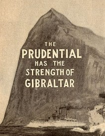 http://en.wikipedia.org/wiki/File:Prudential_advert_1909.jpg