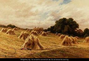 http://www.wikigallery.org/wiki/painting_242610/Henry-Hillier-Parker/A-Surrey-Cornfield%2C-near-Reigate