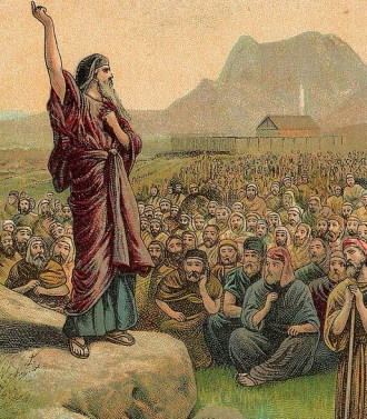 http://en.wikipedia.org/wiki/File:Moses_Pleading_with_Israel_(crop).jpg