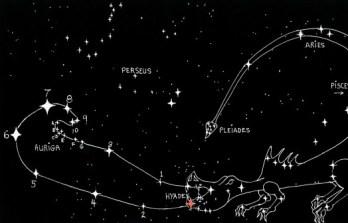 Dragon of Revelation 12 Constellation