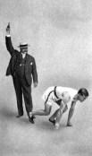 http://en.wikipedia.org/wiki/File:1904_Olympic_sprint.jpg