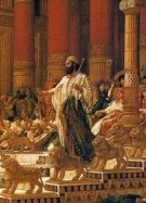 800px-The_Visit_of_the_Queen_of_Sheba_to_King_Solomon_oil_on_canvas_painting_by_Edward_Poynter_1890_Art_Gallery_of_New_South_Wales