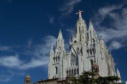 http://commons.wikimedia.org/wiki/File:Tibidabo_Church.jpg