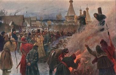 http://commons.wikimedia.org/wiki/File:Avvakum_by_Myasoyedov.jpeg