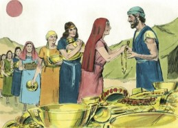 http://commons.wikimedia.org/wiki/File:Book_of_Exodus_Chapter_33-1_(Bible_Illustrations_by_Sweet_Media).jpg