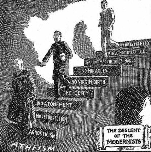 https://en.wikipedia.org/wiki/File:Descent_of_the_Modernists,_E._J._Pace,_Christian_Cartoons,_1922.jpg