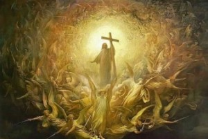 Christ Returns - Triumph of Christianity - by G. Dore - www.christimages.org - Limited-use-license - see their website for restrictions (2)