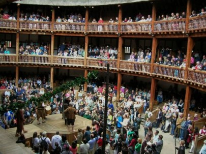http://commons.wikimedia.org/wiki/File:The_Globe_audience.jpg