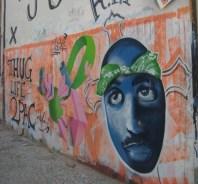 http://commons.wikimedia.org/wiki/File:Tupac_graffiti_Rio_de_janeiro.jpg