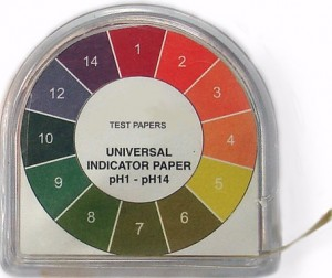 http://commons.wikimedia.org/wiki/File:Universal_indicator_paper.jpg
