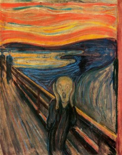 The_Scream Wikipedia public domain by edvard munch c.1893