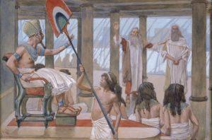 https://commons.wikimedia.org/wiki/File:Tissot_Moses_Speaks_to_Pharaoh.jpg