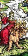 http://commons.wikimedia.org/wiki/File:Burgkmair_whore_babylon_color.jpg