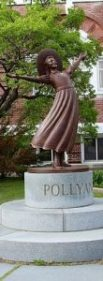 https://commons.wikimedia.org/wiki/File:Pollyann_statue_(18902222832).jpg