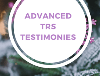 Advanced TRS Testimonies #1