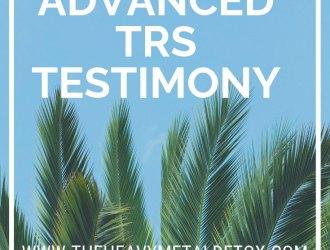 My Advanced TRS Testimony
