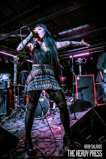 Photography by: Anna Sklavos | The Heavy Press | January 30th, 2015 | Rockpile West, Toronto | Do not crop or modify these images | Do not use without permission